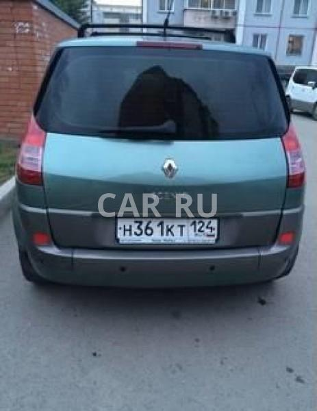 Renault Scenic, Абакан
