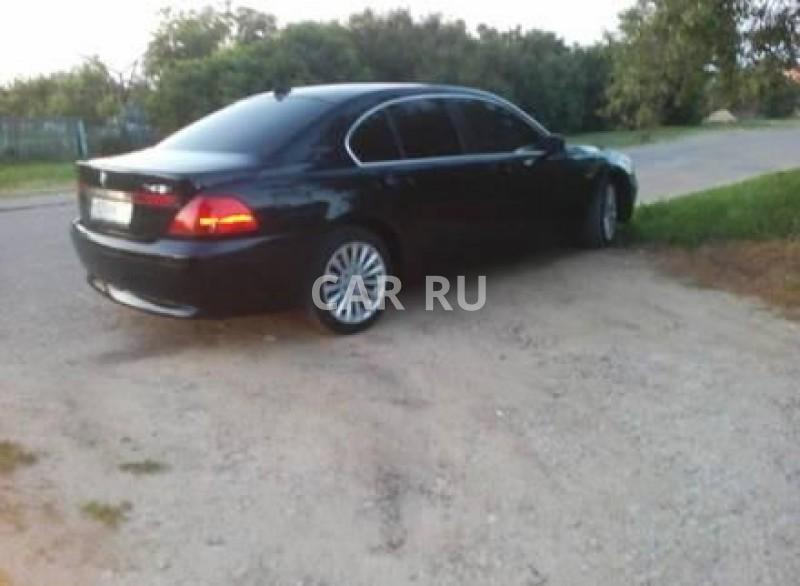 BMW 7-series, Анапа
