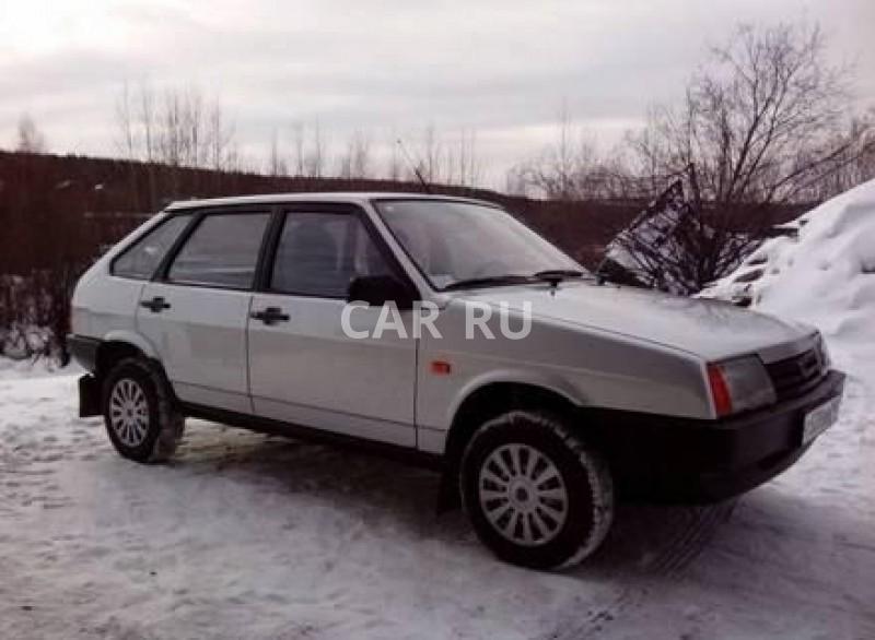 Lada 2109, Алдан