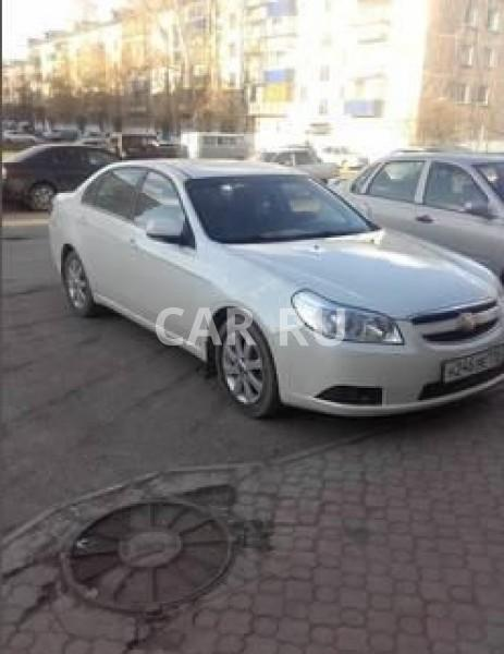 Chevrolet Epica, Альметьевск