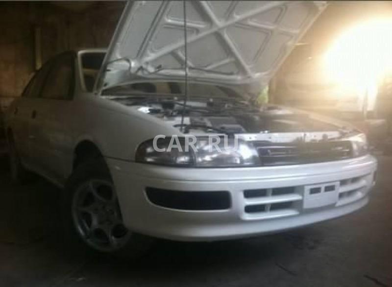 Toyota Carina, Анапа