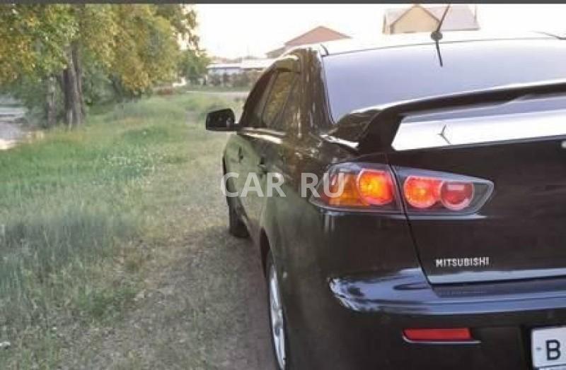 Mitsubishi Lancer X, Абакан