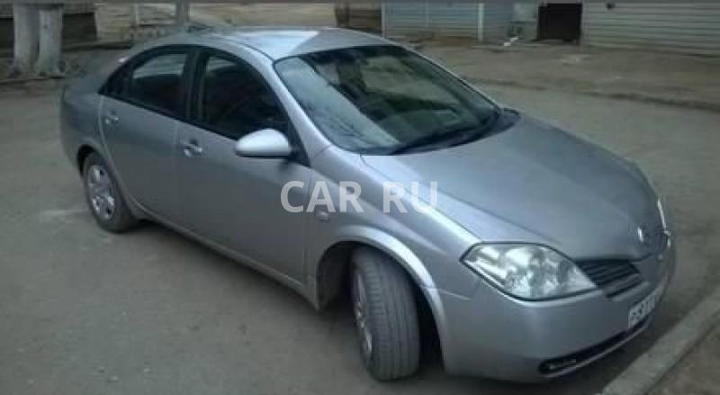 Nissan Primera, Астрахань
