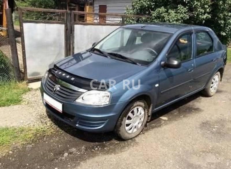 Renault Logan, Алтайское