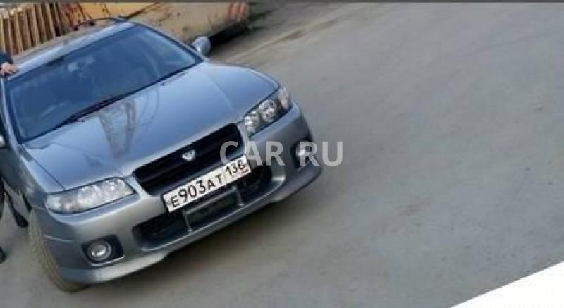 Nissan Avenir, Байкальск