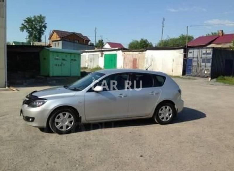 Mazda Axela, Ачинск