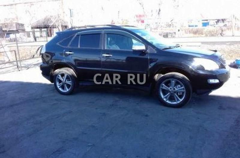 Lexus RX, Асино