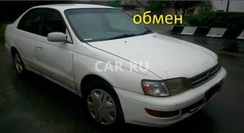 Toyota Corona, Артём