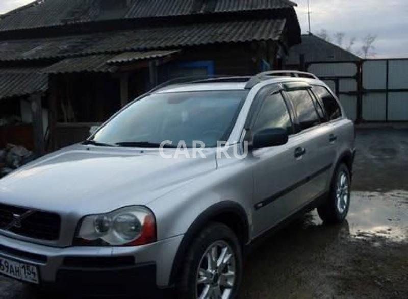 Volvo XC90, Абакан