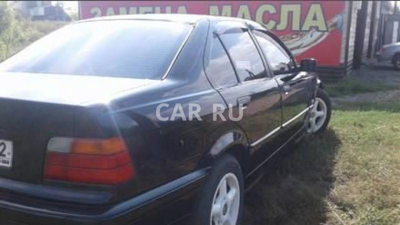 BMW 3-series, Алейск