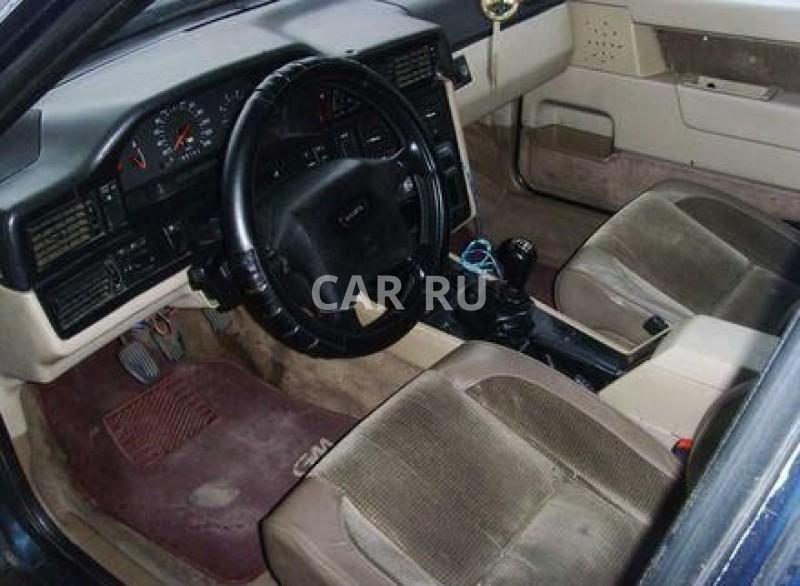 Volvo 850, Абакан
