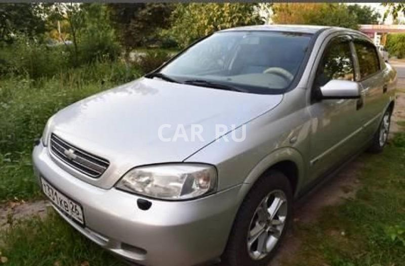 Chevrolet Viva, Армавир