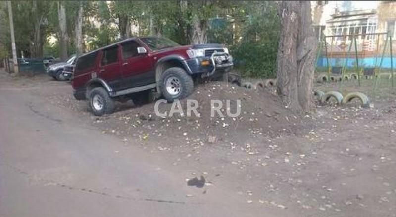 Toyota Hilux Surf, Балаково