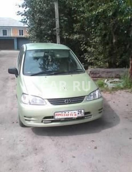 Toyota Corolla Spacio, Белогорск