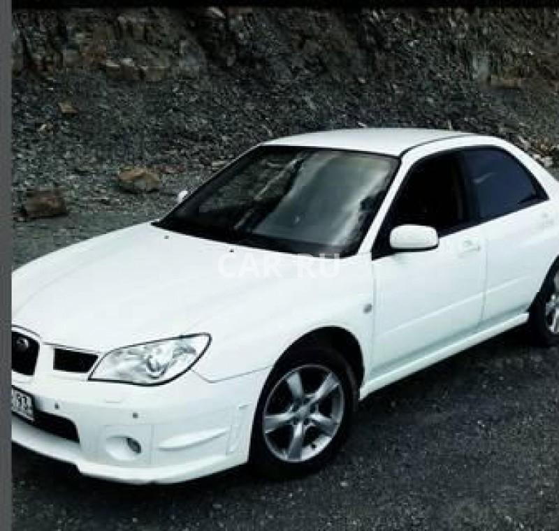 Subaru Impreza, Анапа
