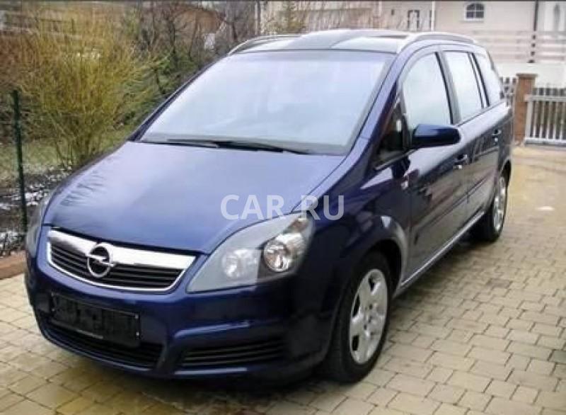Opel Zafira Family, Астрахань