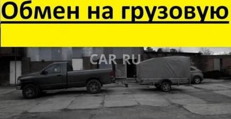 Dodge Ram, Барнаул
