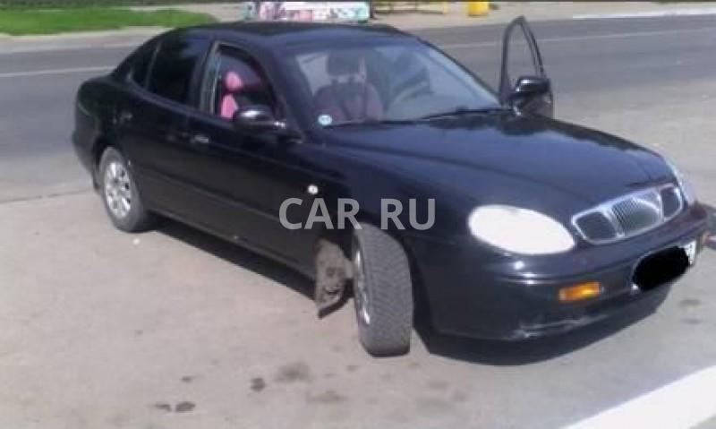Daewoo Leganza, Барнаул