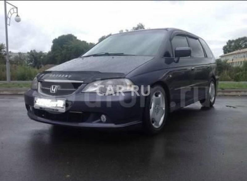 Honda Odyssey, Белово