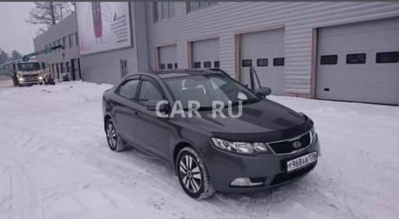 Kia Cerato, Ангарск