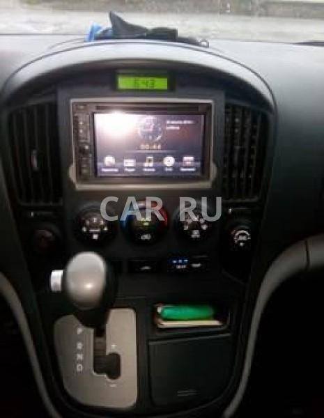 Hyundai Grand Starex, Айхал