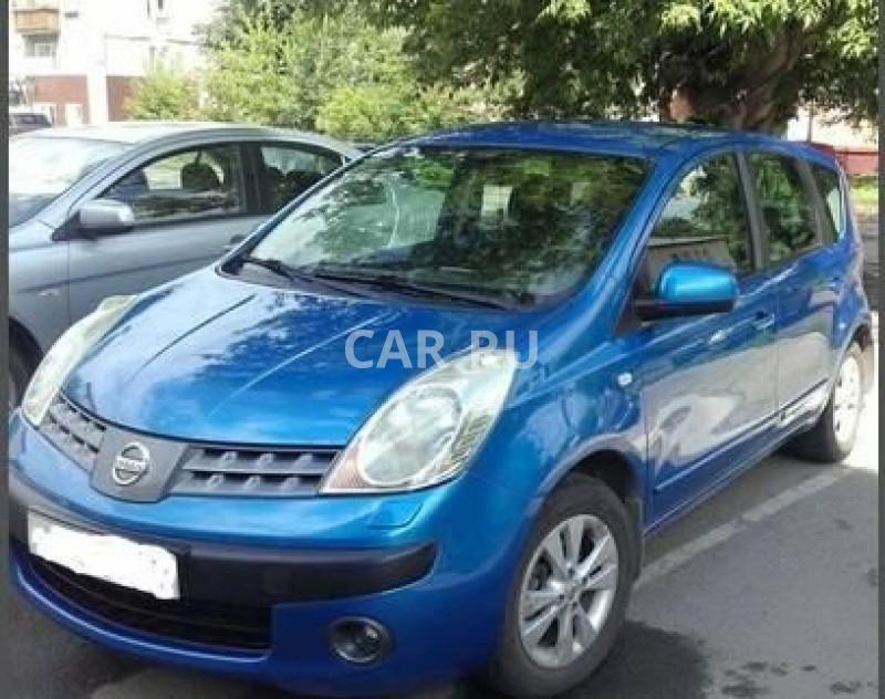 Nissan Note, Барнаул