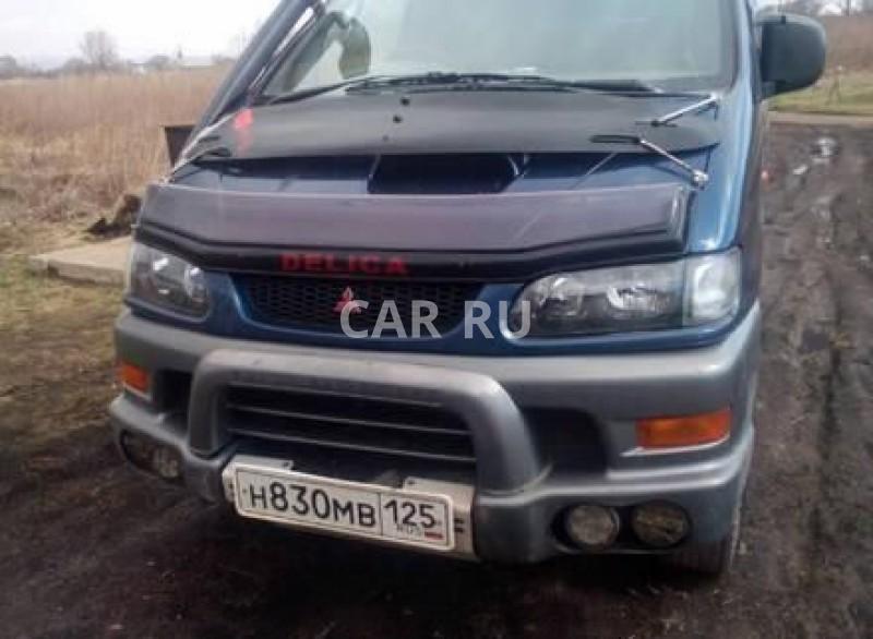 Mitsubishi Delica, Арсеньев