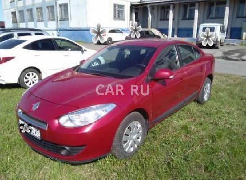 Renault Fluence, Архангельск