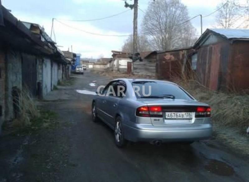 Subaru Legacy B4, Байкальск