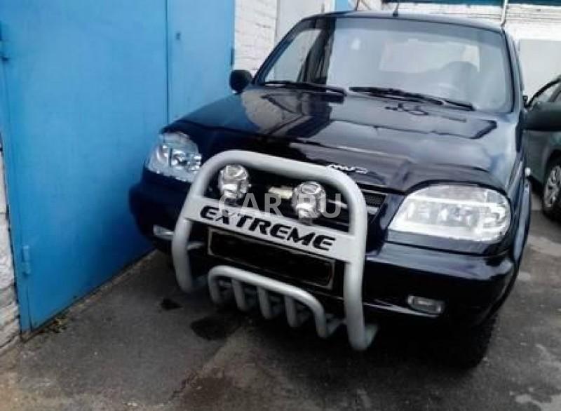 Chevrolet Niva, Алексеевка
