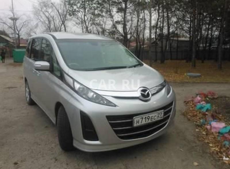 Mazda Biante, Белогорск