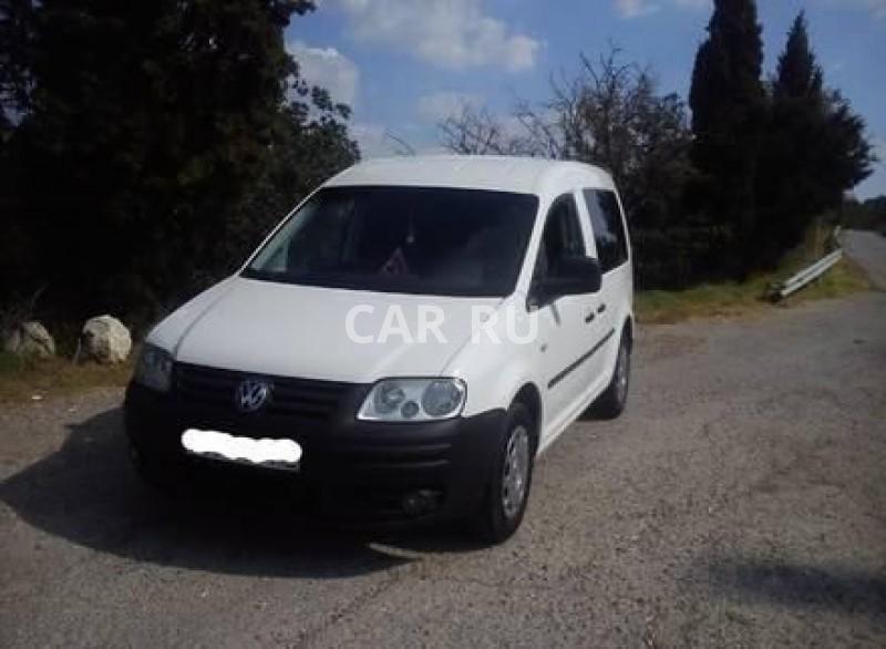 Volkswagen Caddy, Алушта