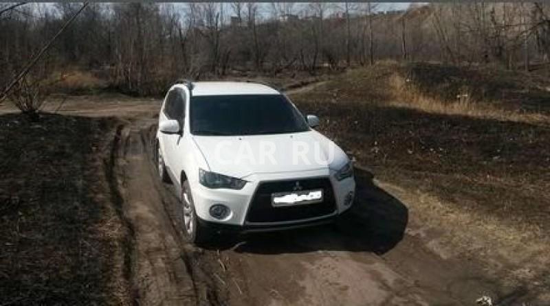 Mitsubishi Outlander, Абакан