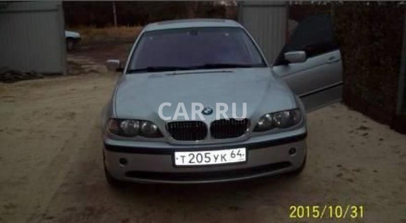 BMW 3-series, Балашов