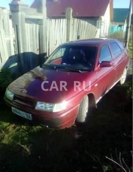 Lada 2112, Ачинск