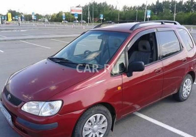 Toyota Corolla Spacio, Барнаул
