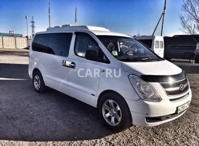 Hyundai Grand Starex, Астрахань
