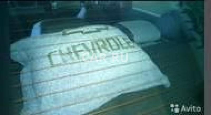 Chevrolet Cruze, Балтийск