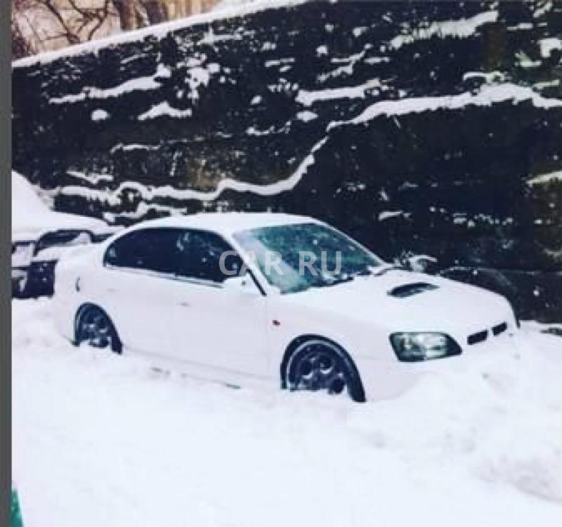Subaru Legacy B4, Арсеньев