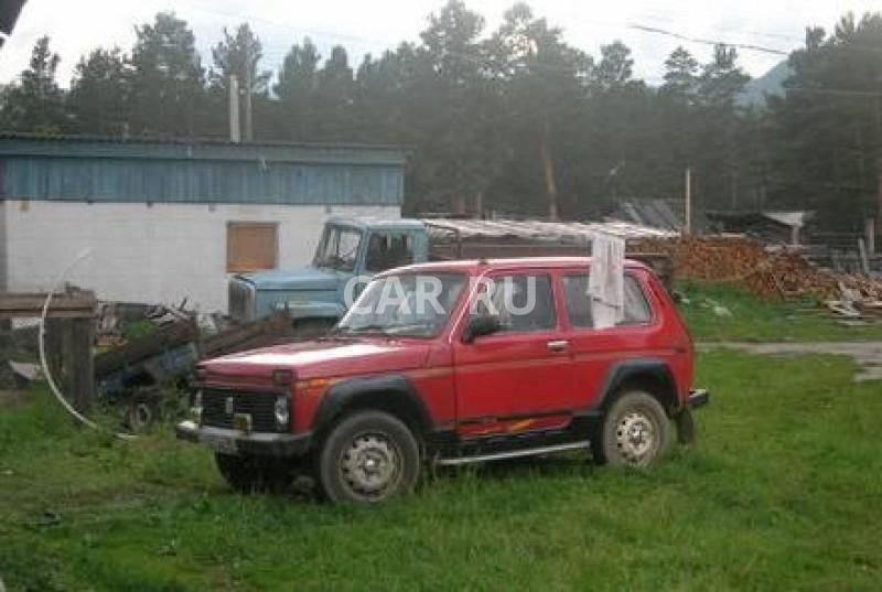 Лада 2121, Ангарск