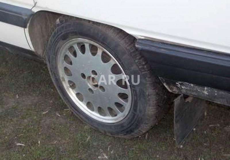 Audi 100, Алейск