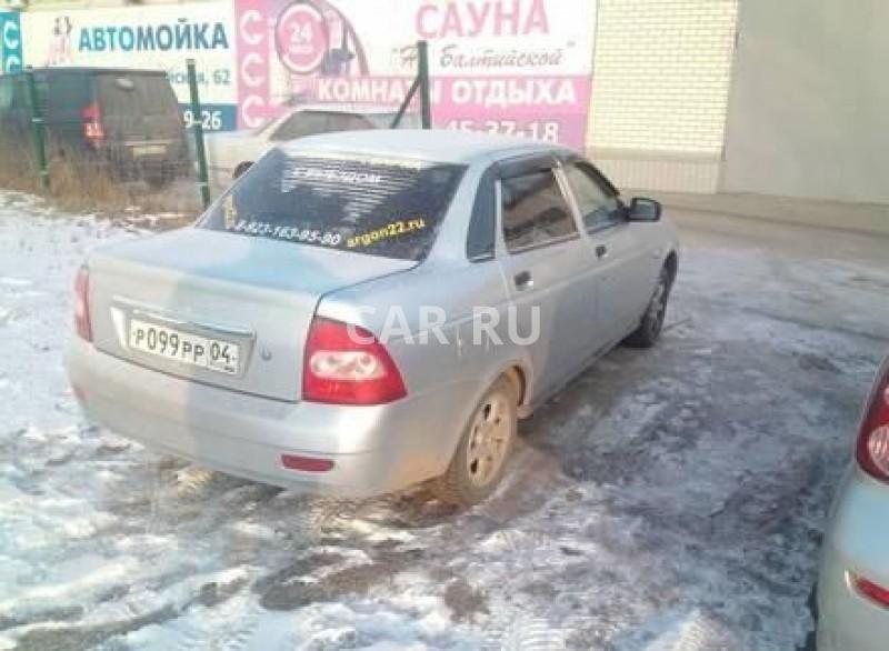Лада Priora, Барнаул