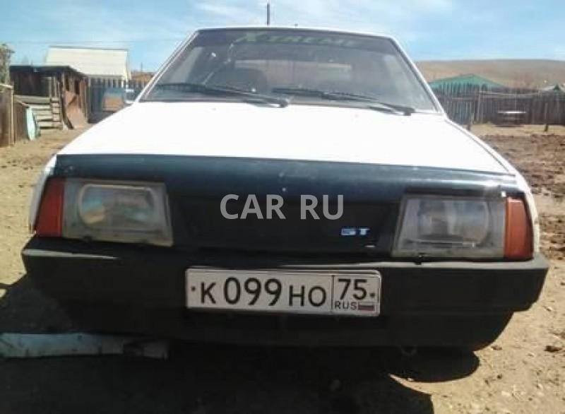 Lada 2109, Агинское