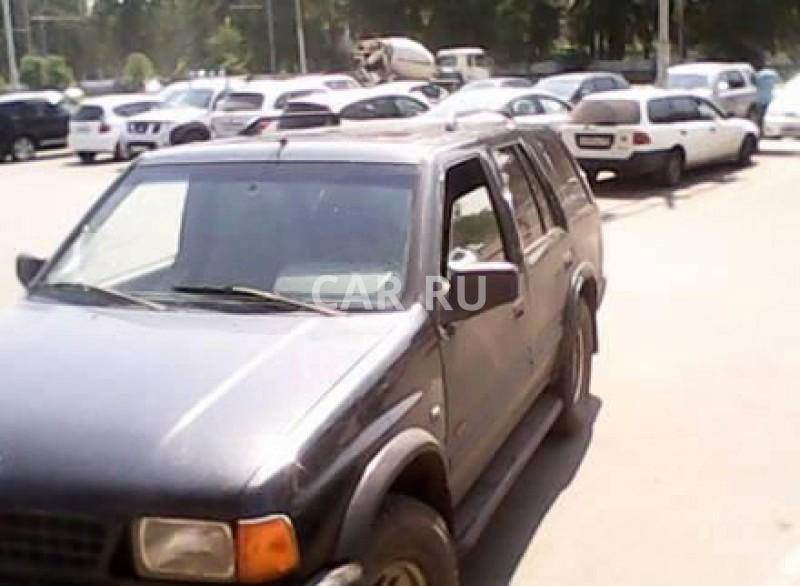 Opel Frontera, Абакан