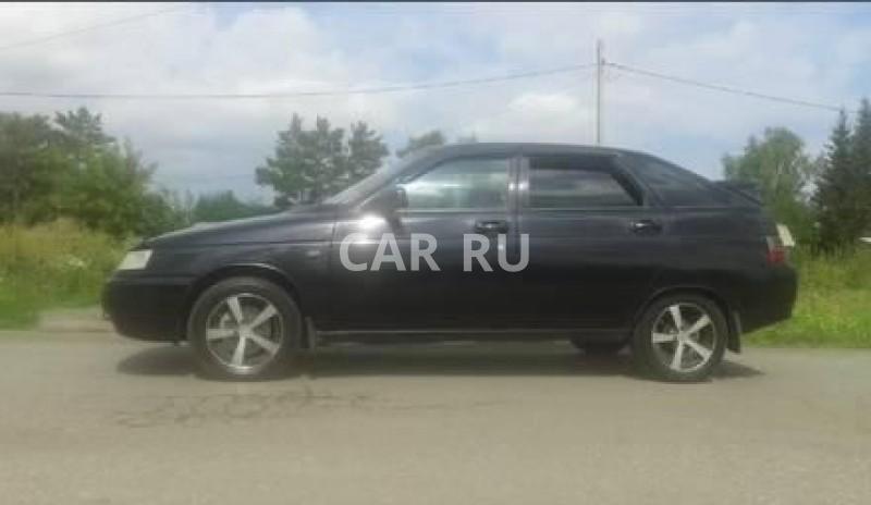 Lada 2112, Барабинск