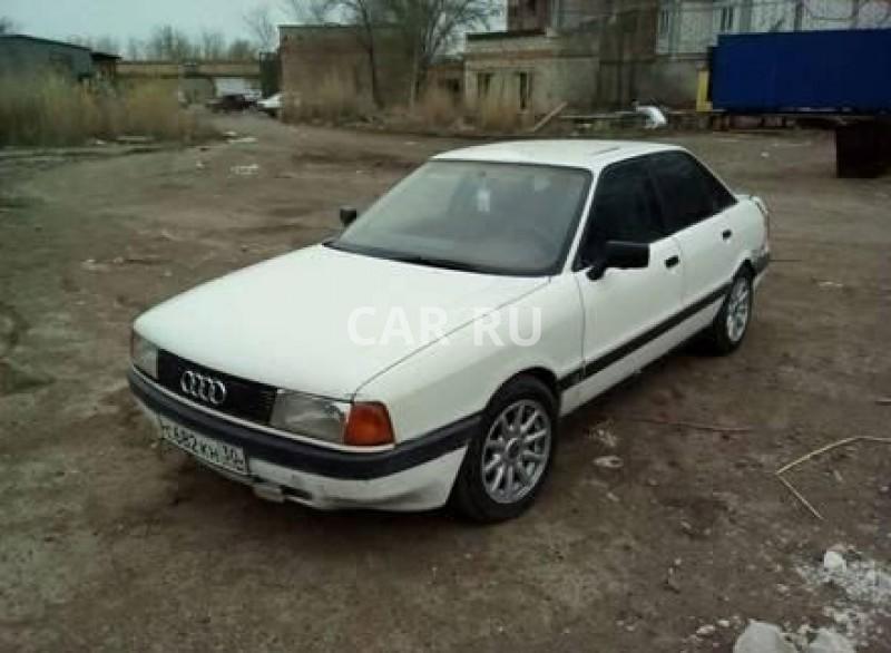 Audi 80, Астрахань