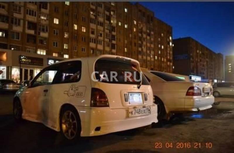 Toyota Starlet, Абакан