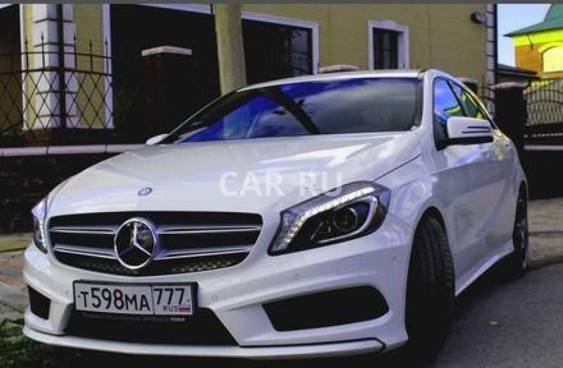 Mercedes A-Class, Ачинск