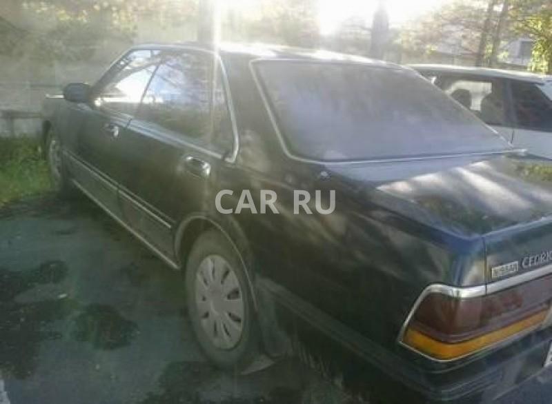 Nissan Cedric, Ачинск