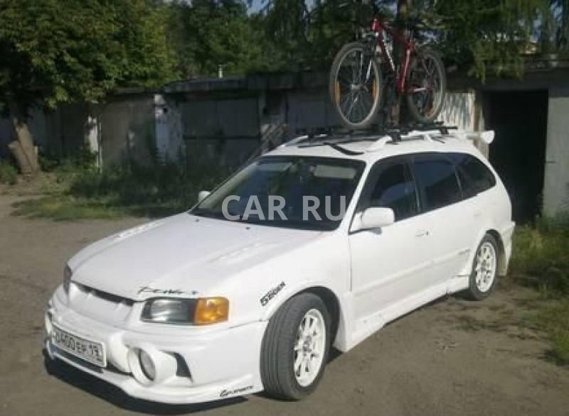 Toyota Sprinter Carib, Абакан